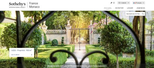 Sothebys International Realty France et Monaco - Achat immobilier d'exception Languedoc Roussillon