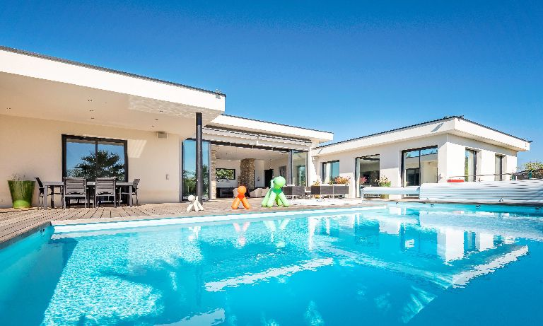 Biens vendus maisons appartements propri t s de prestige for Hotel montpellier avec piscine